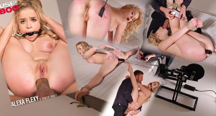 Alexa Flexy - Blonde Gets Trained in BDSM (2021 HouseOfTaboo.com DDFNetwork.com) [FullHD   1080p  2.32 Gb]