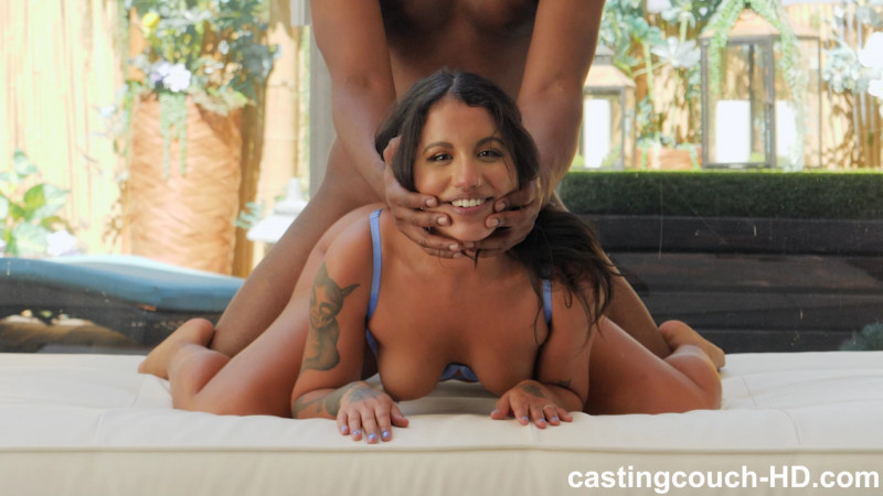 Nina ~ Latina Gives It Her All ~ CastingCouch-HD.com/NVG Network ~ FullHD 1080p