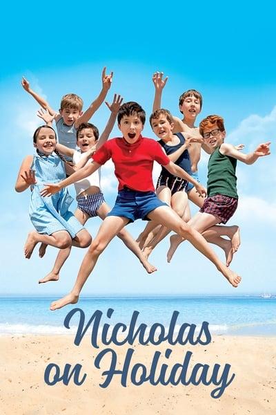 Nicholas on Holiday 2014 FRENCH 1080p BluRay x265-VXT