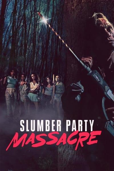 Slumber Party Massacre 2021 720p WEBRip 800MB x264-GalaxyRG