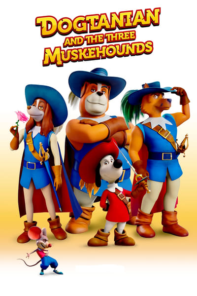 Dogtanian and the Three Muskehounds 2021 720p WEBRip AAC2 0 X 264-EVO