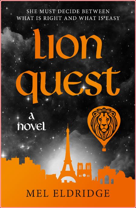 Lion Quest by Mel Eldridge