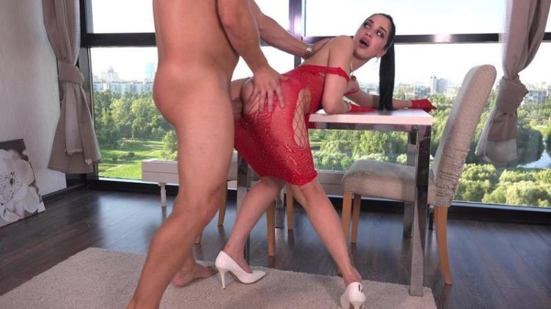 Milena Briz - Hard Anal Fuck Sexy Milena Briz with Rimmjob, Gapes and Cum in Mouth MA005 [HD 720p]