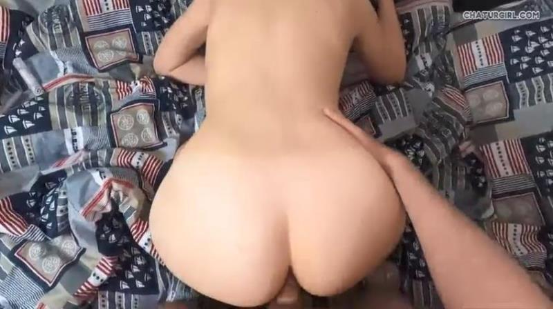 Amateurs - Small 18 years old tits got rough sex [SD/480p/179.46 Mb] chaturgirl.com