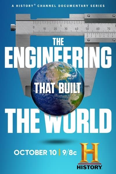 The Engineering That Built the World S01E02 Liberty Rising 720p HEVC x265-MeGusta