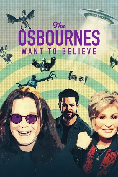 The Osbournes Want to Believe S02E10 Party with the Animals 720p HEVC x265-MeGusta