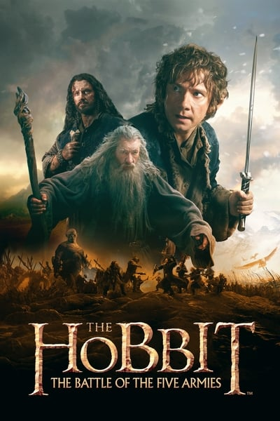 The Hobbit The Battle of the Five Armies 2014 EXTENDED 2160p 10bit HDR BluRay 8CH x265 HEVC-PSA