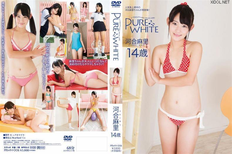 [PRWH-006] Mari Kawai 河合麻里 – Pure White 2