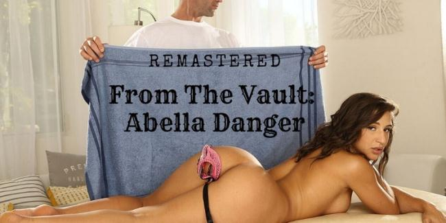 Abella Danger - From The Vault: Abella Danger (2021 VRHush.com) [2K UHD   1920p  3.88 Gb]