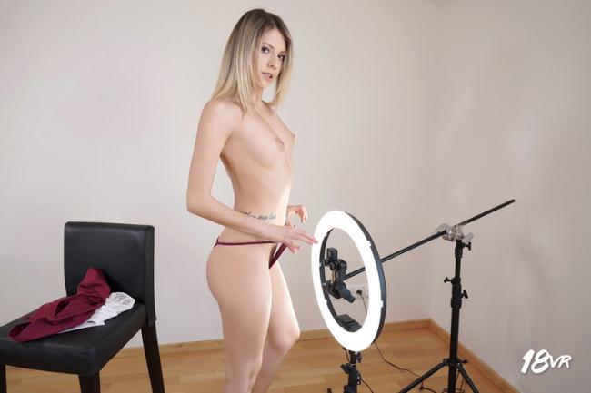 Rebecca Volpetti - Feel Free to Cast Me (2021 18VR.com) [2K UHD   1440p  3.36 Gb]