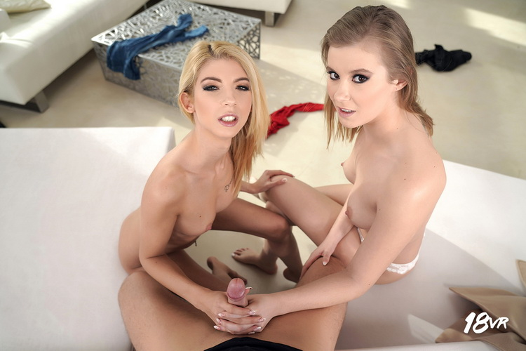 18VR: Eyla Moore, Missy Luv - A Serious Case of Luv [HD 960p] (3.60 GB)