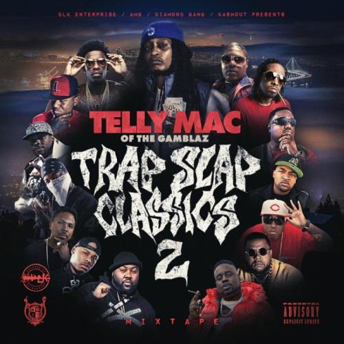 Telly Mac - Trap Slap Classics 2 (2021)