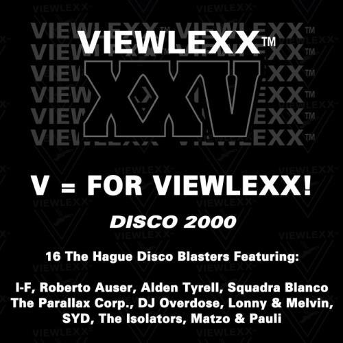 Viewlexx Holland - Disco 2000 (2021)