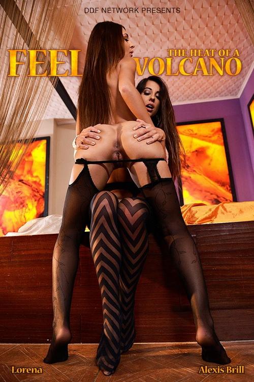 HotLegsAndFeet/DDFNetwork: Lorena, Alexis Brill - Lesbian Legs- Two Babes Suck Toes [FullHD 1080p] (1.76 GB)