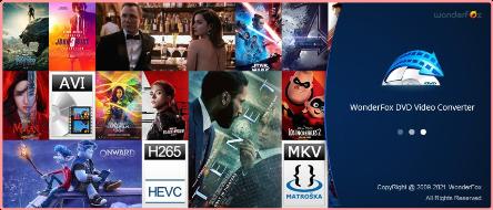 WonderFox DVD Video Converter 26.0 Multilingual