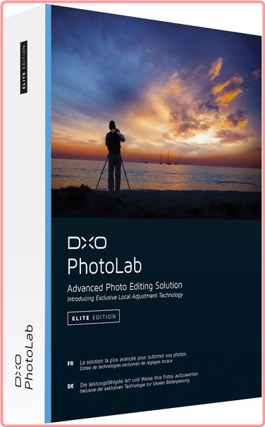 DxO PhotoLab 4.3.3 Build 12 (x64) Elite Multilingual