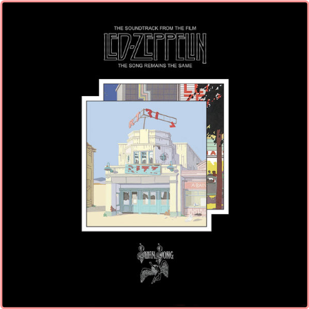 Led Zeppelin - The Song Remains the Same (HD Remastered) [24Bit-96kHz] FLAC