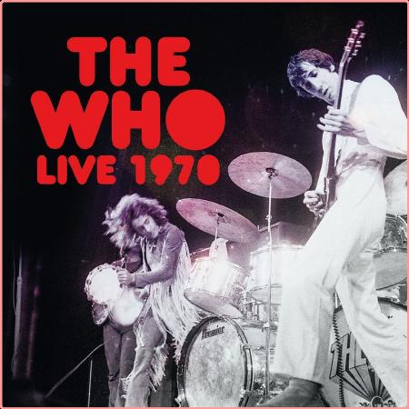 The Who - Live 1970 (2021) Mp3 320kbps