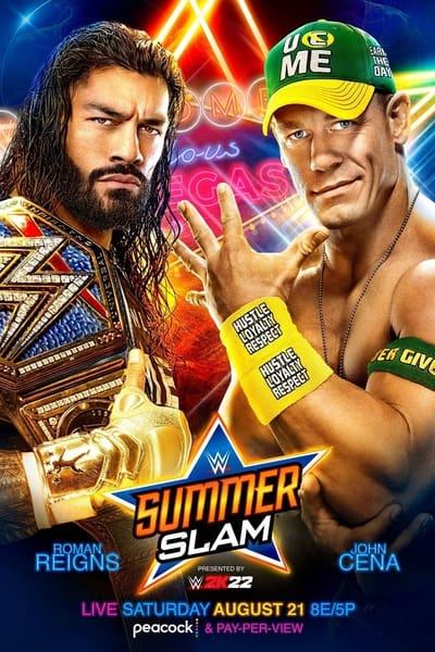 WWE Summerslam 2021 1080p Blu-ray Remux AVC DD 2 0-HDT