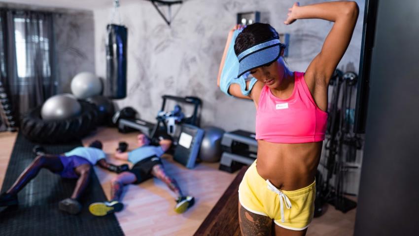 FitnessRooms.com, SexyHub.com - Capri Lmonde