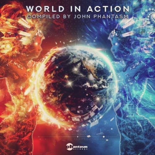 Phantasm Records — World In Action (2021)
