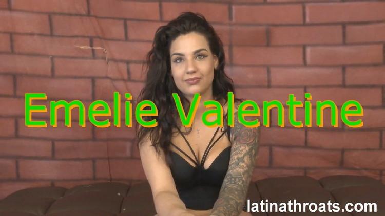Emelie Valentine - Hardcore [HD/720p/1001 MB] LatinaThroats/LatinaAbuse
