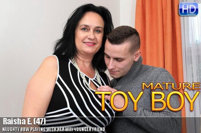 Mature.nl: mat-bustyhard85 Starring: Raisha E.