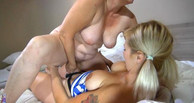 Bernadett - Lesbian (2021 OldNanny) [HD   720p  227.33 Mb]
