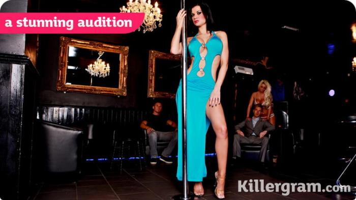 Jasmine Jae - A Stunning Audition (2021 SexyClubBabes.com killergram.com) [HD   720p  554.39 Mb]