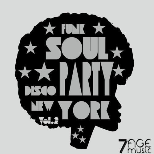 Funk Soul Disco Party New York, Vol. 2 (2021)