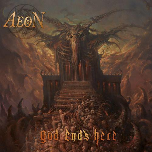Aeon — God Ends Here (2021)