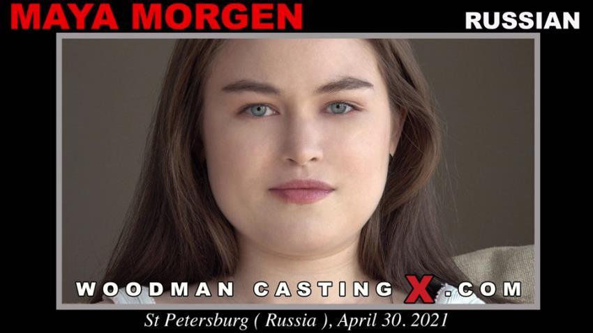 WoodmanCastingX.com - Maya Morgen