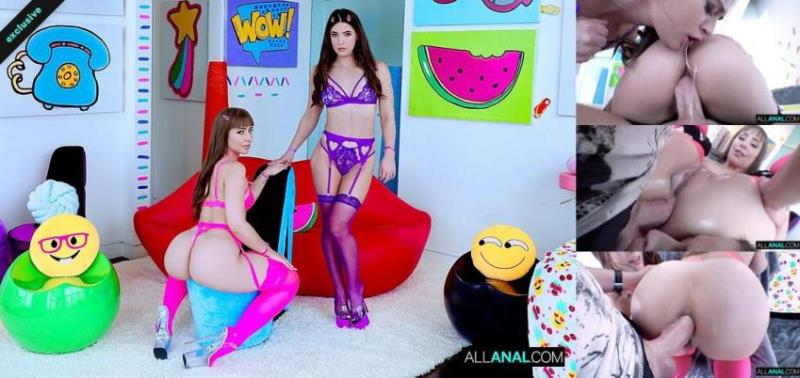 AllAnal.com: Tommy King,, Abbie Maley - Raunchy Anal Times With Tommy, Abbie [FullHD 1080p] (2.03 Gb)