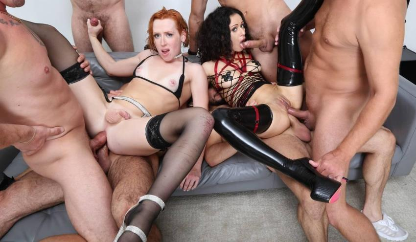 LegalPorno.com / AnalVids.com - Shiri Allwood, Stacy Bloom -, Shiri Allwood VS Stacy Bloom wet #2, 6on2, Anal Fisting [SD 480p]