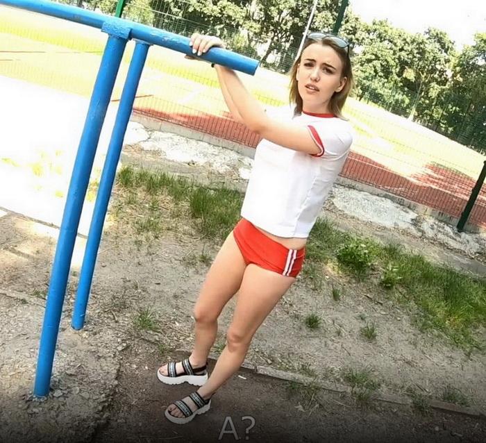 Porn: ADOLFxNIKA - Girl Gets Fucked by the Teacher [FullHD 1080p] (364 MB)