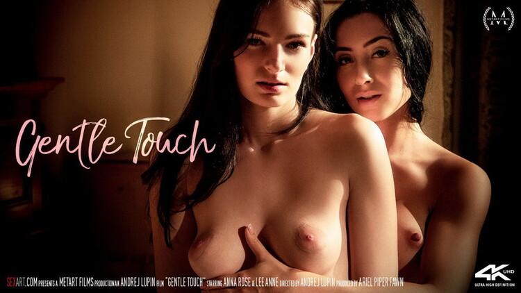 SexArt/MetArt - Anna Rose, Lee Anne - Gentle Touch [FullHD 1080p]