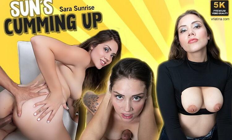 VRLatina - Sarah Sunshine - Sun's Cumming Up [UltraHD 2K 1920p]