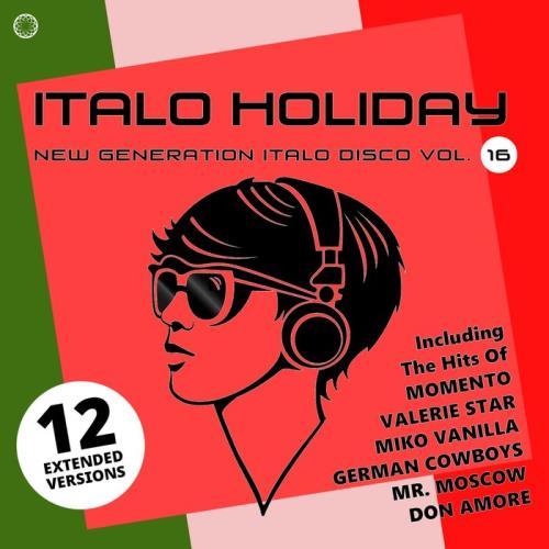 Italo Holiday, New Generation Italo Disco, Vol. 16 (2021)
