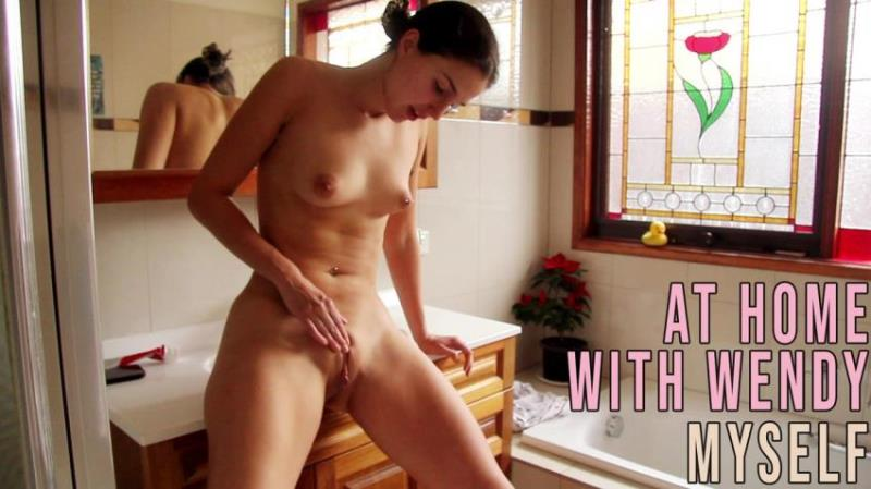 GirlsOutWest.com - Wendy - At Home With Myself [FullHD 1080p]