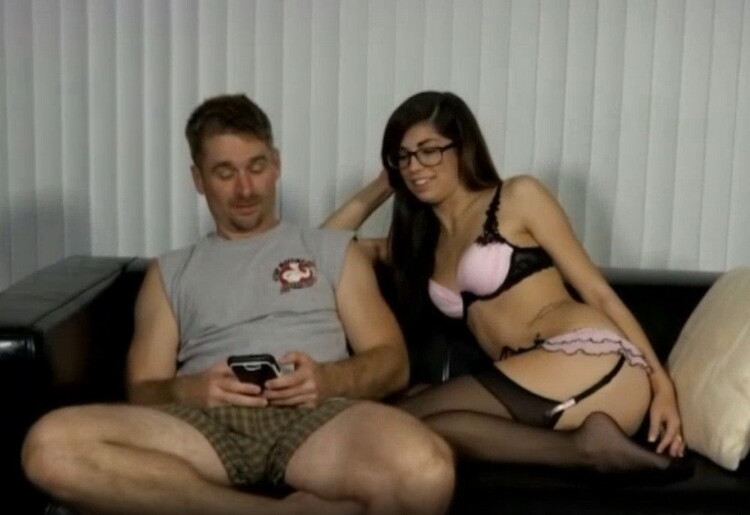 TabooHeat: Unknown - My Porn Addicted Daughter [HD 720p] (466 MB)