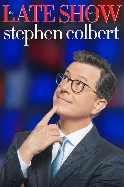 Stephen Colbert 2021 10 22 Andie MacDowell 720p HEVC x265-MeGusta