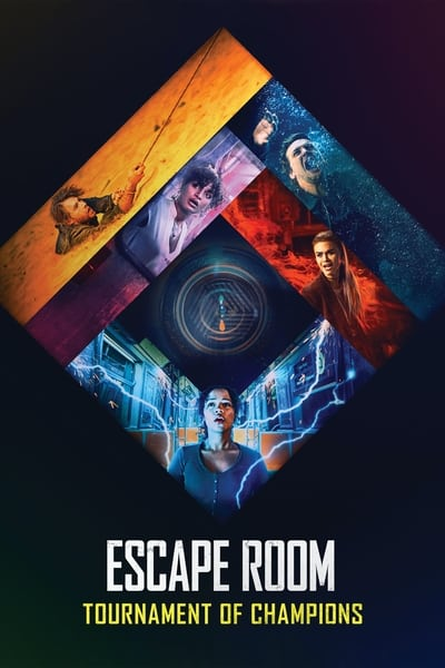 Escape Room Tournament Of Champions 2021 EXTENDED 720p BRRip XviD AC3-XVID