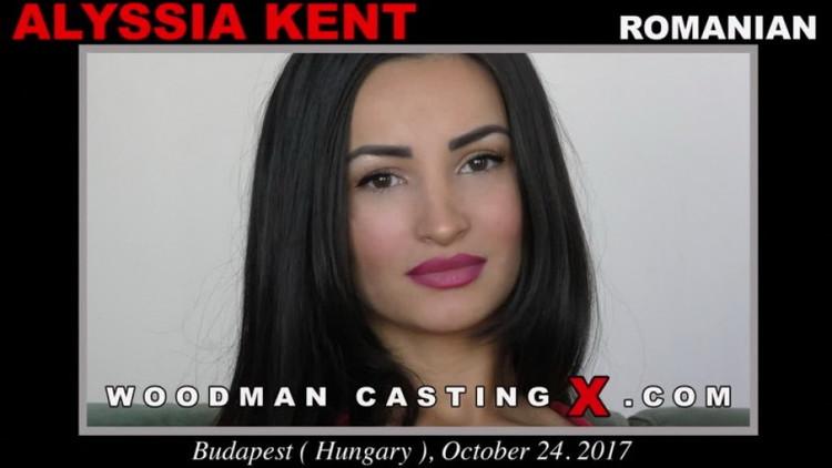 Alyssia Kent - Casting X 180 [WoodmanCastingX] FullHD 1080p
