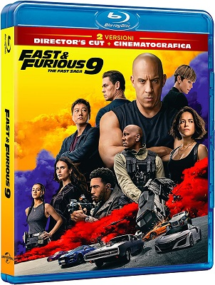 Fast & Furious 9 - The Fast Saga [Director's Cut] (2021)