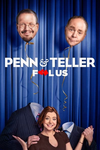 Penn and Teller Fool Us S08E04 1080p HEVC x265-MeGusta