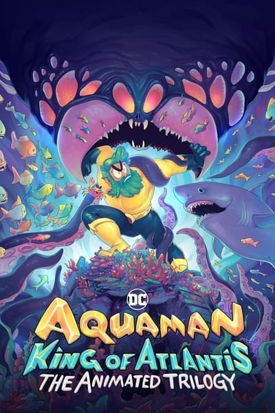 Aquaman King of Atlantis S01E02 1080p HEVC x265-MeGusta