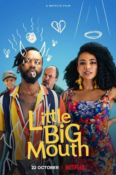 Little Big Mouth 2021 1080p WEBRip x265-RARBG