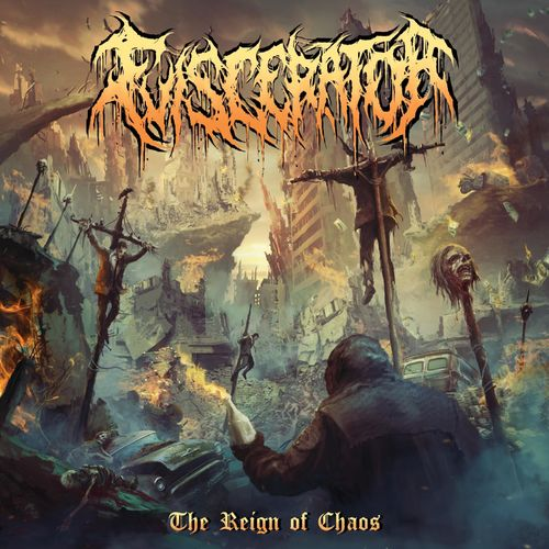 Eviscerator — The Reign Of Chaos (2021)