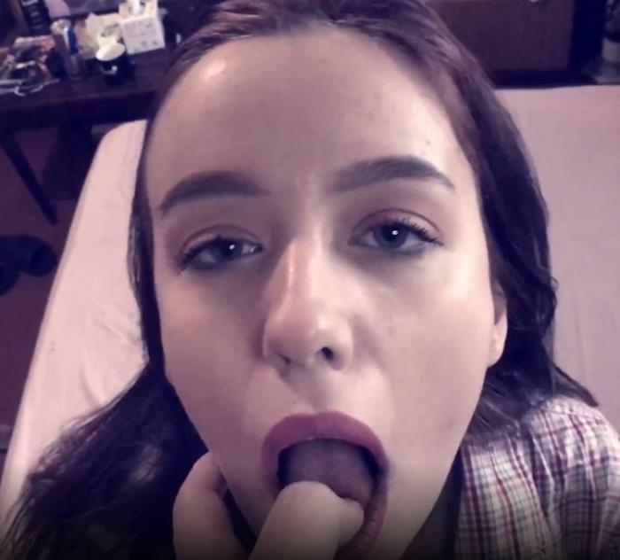 Porn.com: Sister Allowed to Cum on her Face Ahegao 18 Y.o Russian POV Cumshot Starring: ADOLFxNIKA