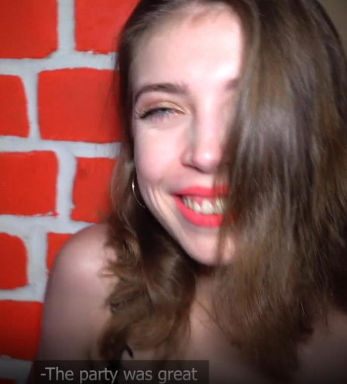 Porn.com: After the Party I Pounced on a Dick like Crazy Starring: MihaNika69